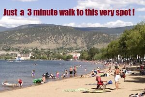 Penticton Family Vacation House rents weekly