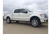 2012 Ford F-150 Platinum 4x4 Eco Boost