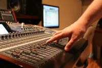 Become an Audio Recording Technology Artist