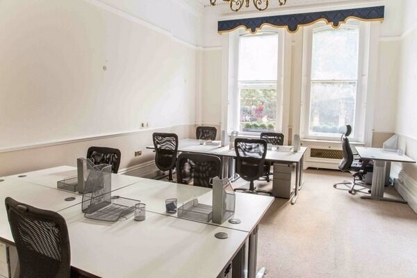 ( Victoria - SW1W ) Co-working - Office Space to Rent
