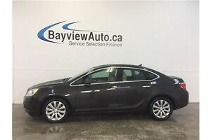 2013 Buick VERANO - AUTO! LEATHER! ON STAR! CRUISE!