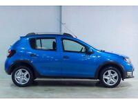 Dacia SANDERO STEPWAY LAUREATE TCE (blue) 2014