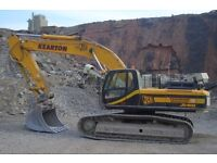 Looking for digger driver job , cscs only