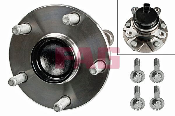 Fit with LEXUS GS FAG Fr RH Wheel Bearing Kit 713621180 3.5