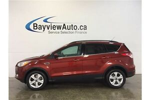 2014 Ford ESCAPE SE- 4WD! ECOBOOST! HEATED SEATS! REVERSE CAM!