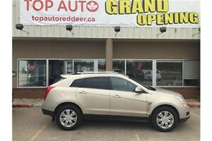 2011 Cadillac SRX Luxury and Performance Collection