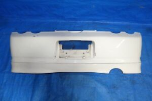 JDM Acura RSX DC5 Type-R Type-S Base OEM Rear Bumper Cover Lip