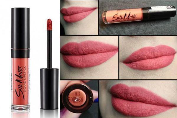 купить Flormar Silk Matte Liquid Lipstick Full Coverage 45 на Ebay