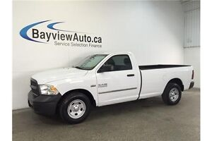 2014 Dodge RAM 1500 ST- HEMI! 8' BOX! HITCH! LEATHER! A/C!