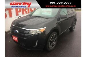 2014 Ford Edge SEL REMOTE START, PANORAMIC ROOF, LEATHER