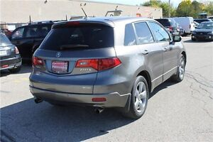 2007 Acura RDX Base | ONLY 103K + Sunrooof+ CERTIFIED + E-Tested Kitchener / Waterloo Kitchener Area image 8