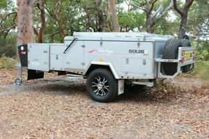 Blue Tongue Camper Overland XF Extreme Series III Forward Fold Milperra Bankstown Area Preview