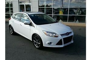 2014 Ford Focus SE Power Roof Leather