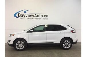 2016 Ford EDGE SEL- AWD! REMOTE START! LEATHER! SYNC! WIFI! Belleville Belleville Area image 1