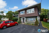 Spacious 3 Apt home in Heart of Mt Pearl