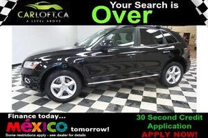 2016 Audi Q5 KOMFORT AWD - LOW KMS**HEATED LEATHER**BLUETOOTH