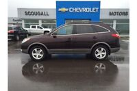 Burgundy 2011 Hyundai Veracruz GLS with 99,652 kms for $18,900!