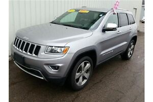 2015 Jeep Grand Cherokee Limited JUST REDUCED! LIMITED 8 SPEE...