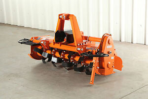 3 Point / PTO Tractor Attachments: Mixers, Tillers, Spreaders