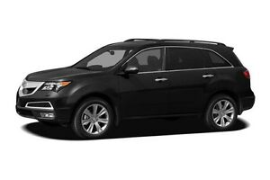 2012 Acura MDX Base Back Up Camera, SH AWD, Leather and More!