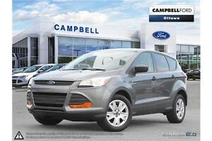 2013 Ford Escape S -LOADED-AIR-POWER GROUP