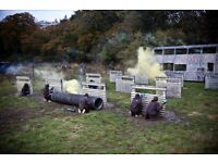 All Inclusive Paintball Package for 10 people