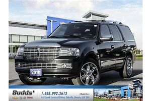 2010 Lincoln Navigator Base Safety and E-Tested