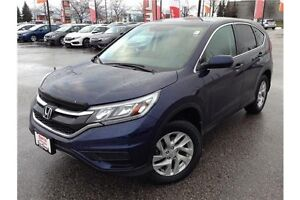 2015 HONDA CR-V SE - ALL WHEEL DRIVE - BLUETOOTH - REARVIEW CAM