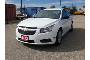 2012 Chevrolet Cruze LS LS | Only 56K | CERTIFIED + E-Tested
