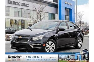 2016 Chevrolet Cruze Limited 1LT Financing as low as 0.9% for...