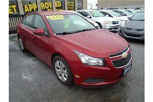 "2013 Chevrolet Cruze LT ""LOW KM""   ~GUARANTEED FINANCING~ Kingston Kingston Area image 2"