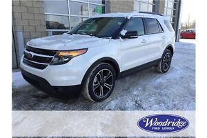 2015 Ford Explorer Sport REDUCED! Was $40,990. 3.5L V6, REMOT...