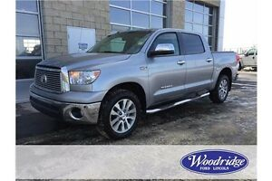2013 Toyota Tundra Platinum 5.7L V8 5.7L V8, LEATHER, SUNROOF...