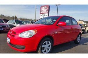 2007 Hyundai Accent GL Kitchener / Waterloo Kitchener Area image 1