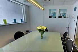 Cost Effective 11 Person Private Office Space in london E1W £77 per person p/w