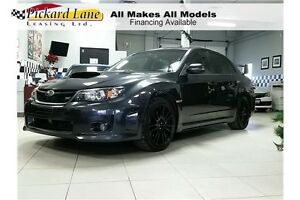 2011 Subaru Impreza WRX STi Sport-tech LIMITED EDITION! LEATH...