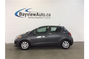 2015 Toyota YARIS - AUTO! A/C! BLUETOOTH! CRUISE!