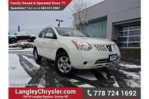 2008 Nissan Rogue S LOCALLY DRIVEN w/ AWD