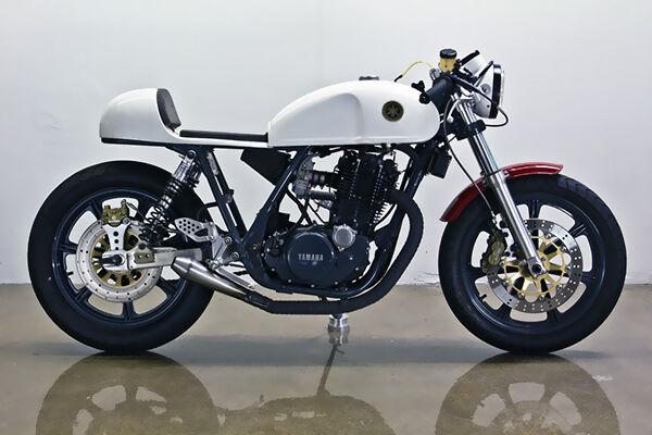 Darauf sollten Sie achten, wenn Sie gebrauchte Rahmen und Teile für die Yamaha SR 500 kaufen