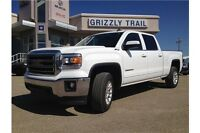 White Used 2015 GMC Sierra 1500. Factory Warranty