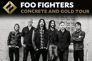 Foo Fighters Concrete & Gold Tour Edmonton