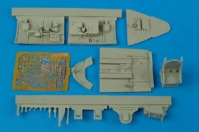 AIRES HOBBY 1/48 F6F5 HELLCAT COCKPIT SET FOR HSG D 4388