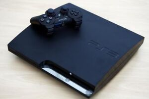 PS3 250 GB + Games + 2 Controllers + Wireless Headset