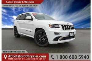 2016 Jeep Grand Cherokee Overland W/ Navigation & Backup Camera