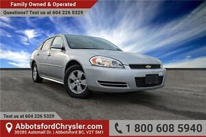 2009 Chevrolet Impala LS ACCIDENT FREE!