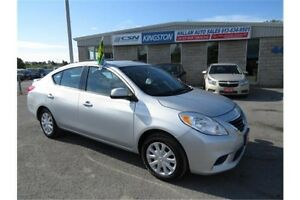 2014 Nissan Versa SV, Bluetooth, Cruise Control, Low kms