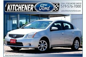 2012 Nissan Sentra 2.0 S 2.0L/AUTO/AC/PWR GROUP/ALLOYS Kitchener / Waterloo Kitchener Area image 1