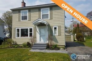 Warm and inviting two-story, 3 bed/1.5 bath home