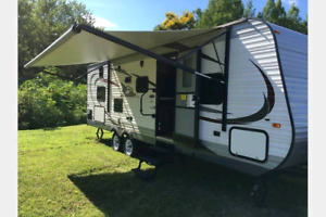 Large 26foot bunk house for rent