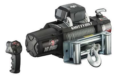Smittybilt X2O-10K Waterproof Wireless Winch Gen2 97510 Jeep SUV 4X4 Towing TX
